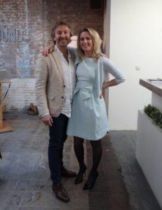 Fred Stam en Maria Johanna
