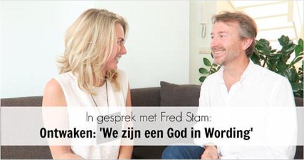 Maria Johanna interviewt Fred Stam - Ontwaken
