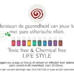 Toxic free lifestyle- Poster Essence xxperience youg Living